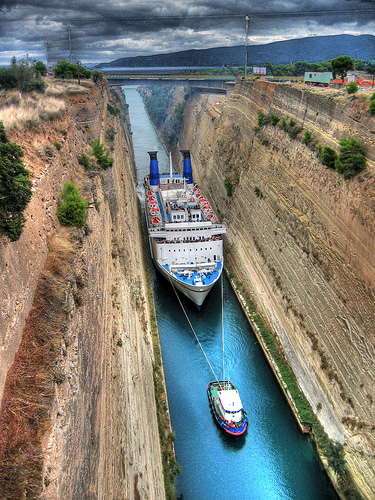 Corinthos Channel by coolmonfrere