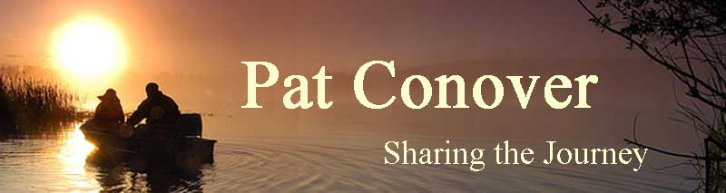 Pat Conover: Sharing the Journey