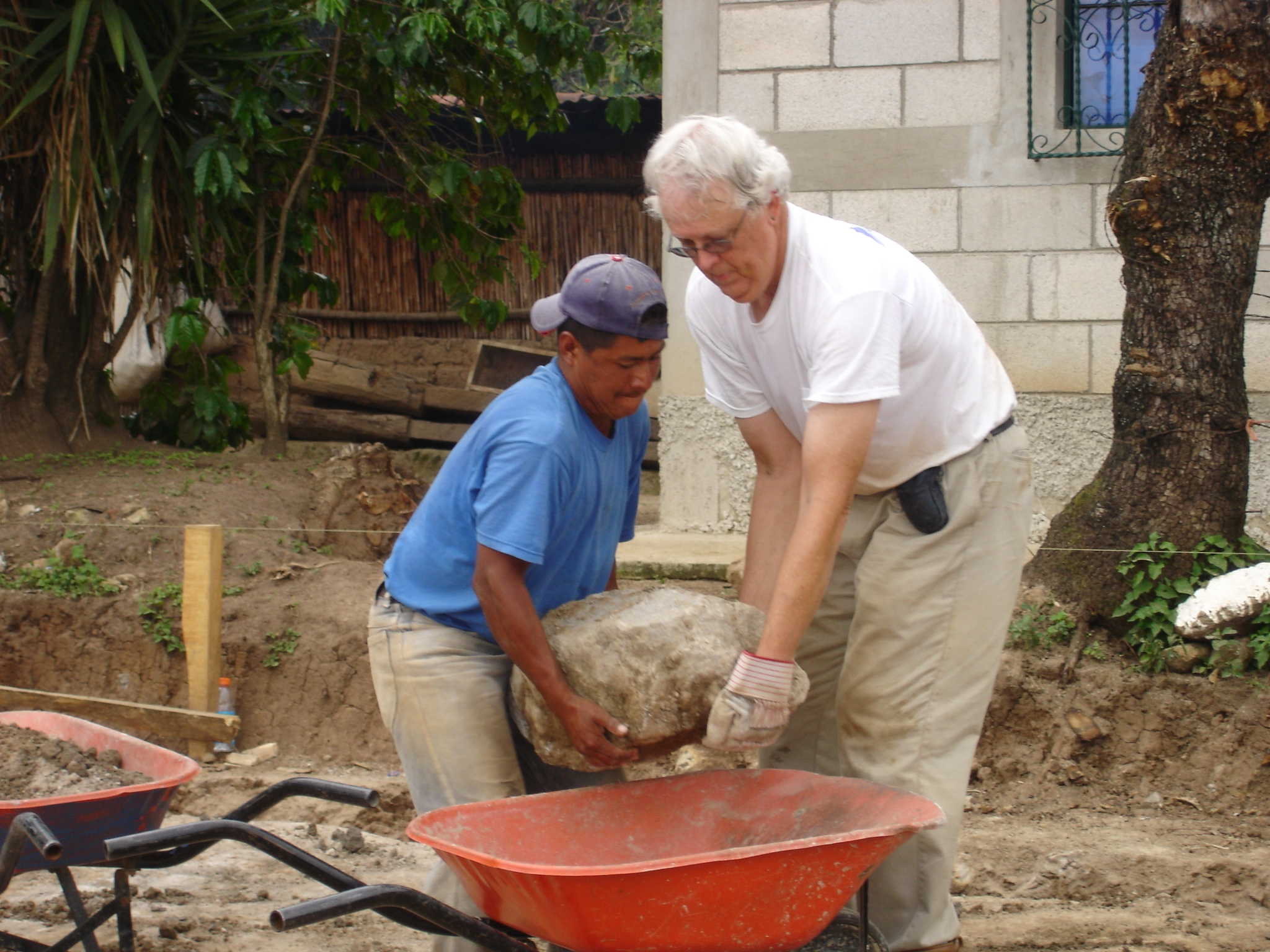 Cooperation at Pocopan (Guatemala)